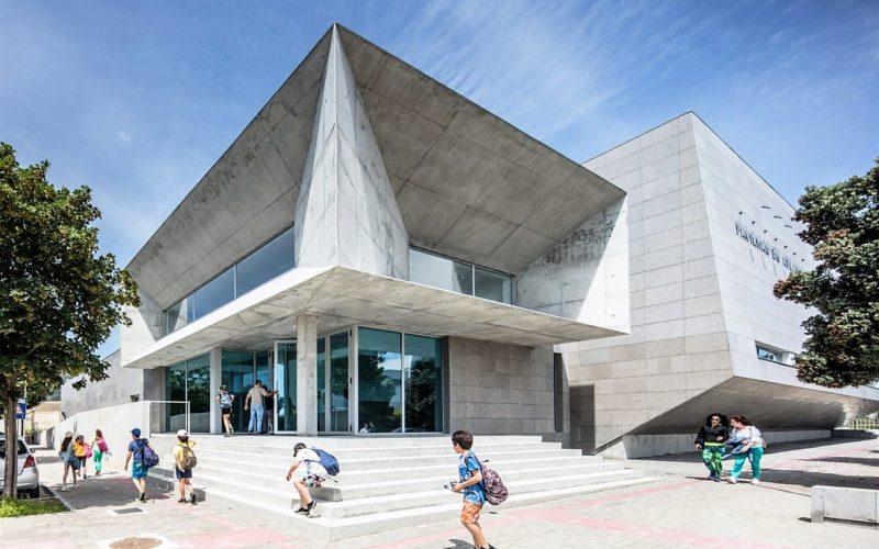 Arquitetura | Pavilhão do Atlântico e Valdemar Coutinho vencem Melhor Projeto Público do Prémio Construir 2018