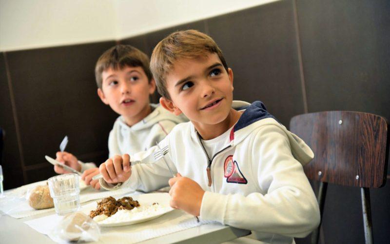 Ensino | Escolas de Famalicão amigas da alimentação saudável