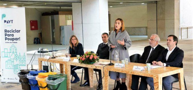 Resíduos | Recolha através do Sistema PAYT ampliada a toda a cidade de Guimarães ao longo dos próximos 3 anos