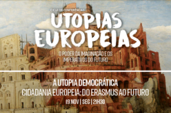 Europa | Ana Paula Zacarias e Niccoló Milanese em debate: 'A Utopia Democrática: Do Erasmus ao Futuro'