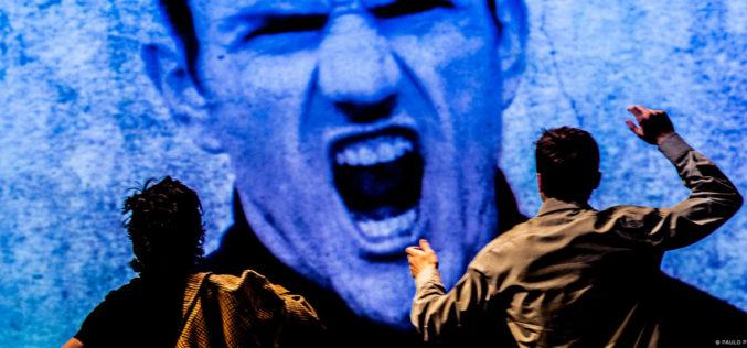 Dança | 'A meio da noite', o universo de Bergman sob o olhar de Olga Roriz, na Casa das Artes