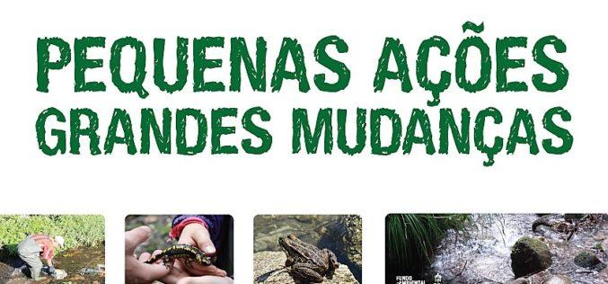 Ambiente | Projeto Rios efetua limpeza de cursos de água