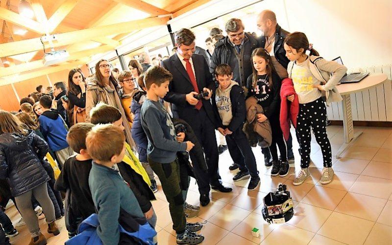 Ensino | MyMachine apresenta as máquinas sonhadas pelas crianças do 1º Ciclo