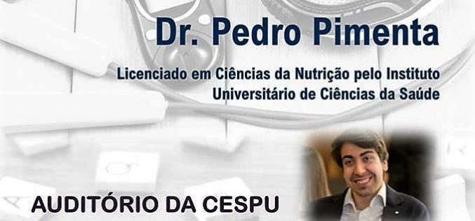 Clubes | Pedro Pimenta palestra 'Desporto e Diabetes' no 20º aniversário do AVC
