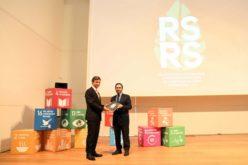 RSRS | Jorge Moreira da Silva destaca políticas pioneiras de Vila Nova de Famalicão: 'O mundo é a soma de todos nós'