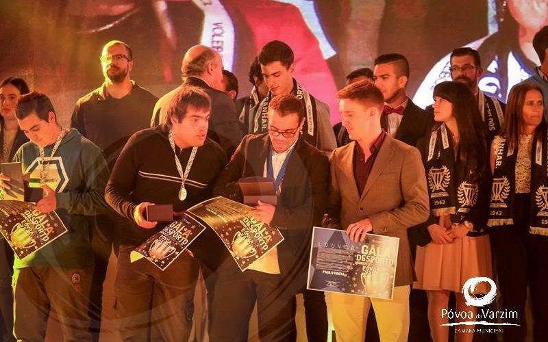 Desporto | 5ª Gala do Desporto da Póvoa de Varzim com recorde de distinções e participações