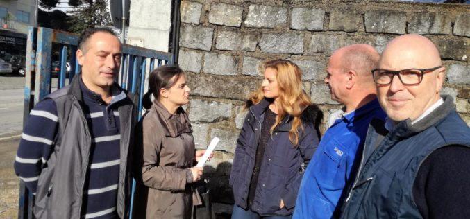 Metalurgia | Carla Cruz (PCP) reúne com trabalhadores da Jado Iberia a um passo de esta fechar as suas portas