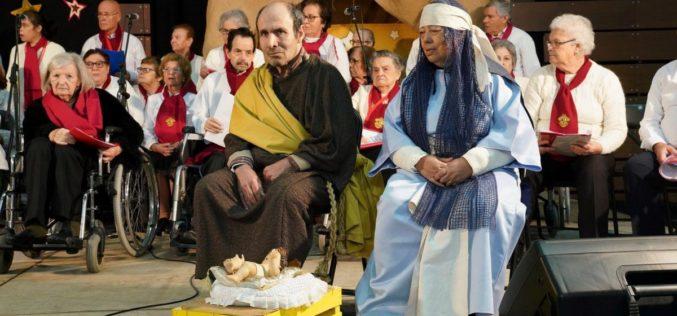 Viver | Festa de Natal no Multiusos de Guimarães reuniu centenas de séniores