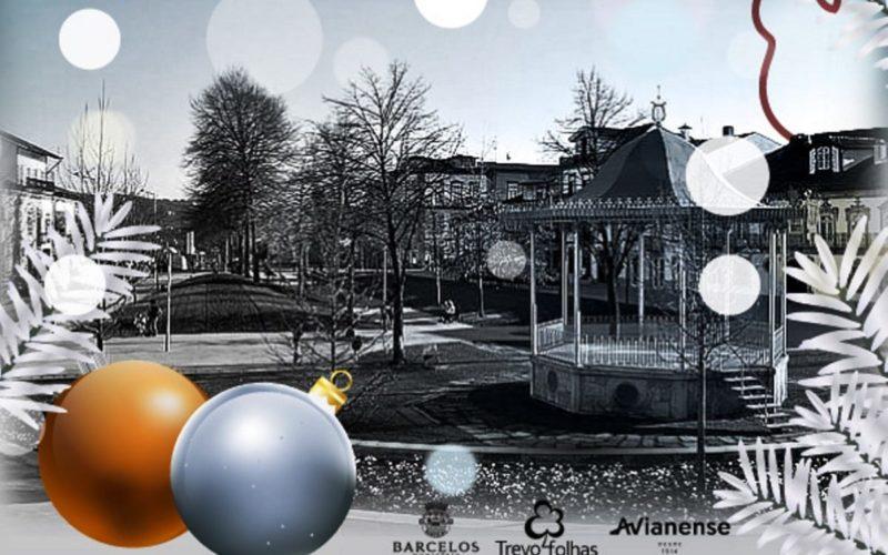 Tradições | 'Portanheiro', reencontros no Jardim Velho de Barcelos antes da Consoada