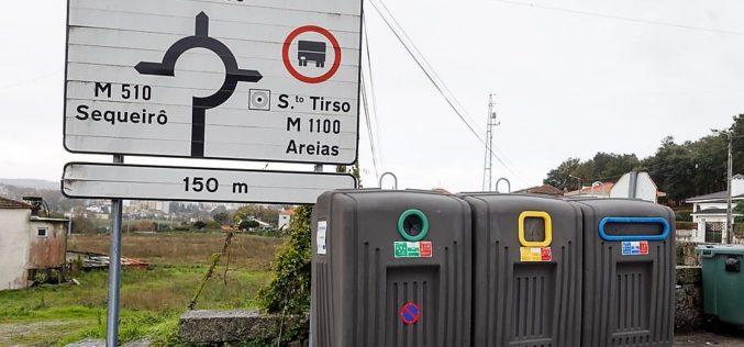 Ambiente | Santo Tirso amplia o número de ecopontos no concelho para 306
