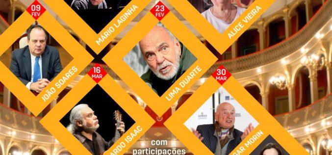 Ouvir & Falar | António Victorino de Almeida e Miguel Leite põem a conversa em dia com ilustres conhecidos