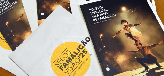 VNF | Boletim Municipal… 'Numa banca perto de si!'