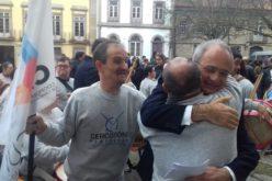 Deficiência | Ao ritmo da Cercissons, 'Caminhada Inclusiva' vimaranense alerta para direitos dos deficientes