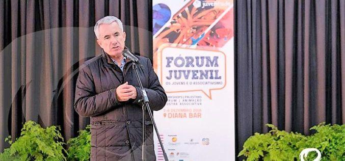 Fórum Juvenil | Aires Pereira: Jovens, mobilizem-se por causas e objetivos