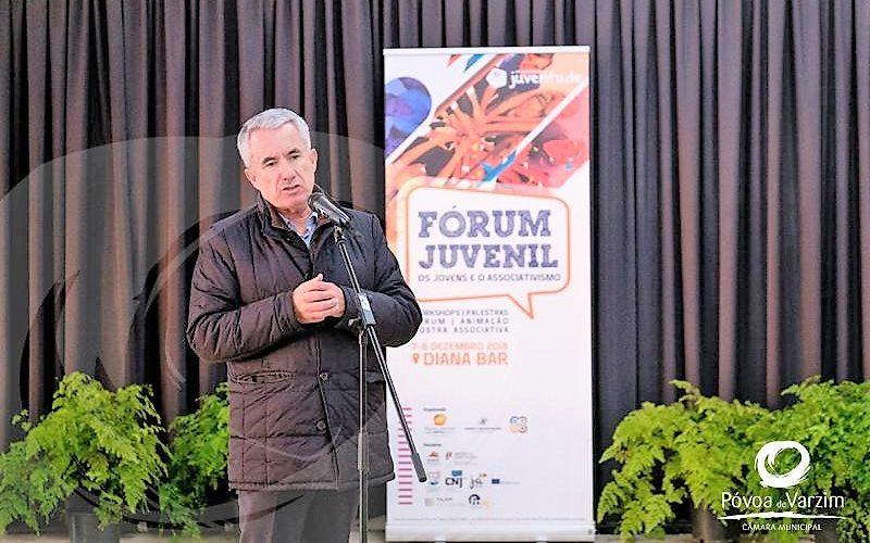 Fórum Juvenil   Aires Pereira: Jovens, mobilizem-se por causas e objetivos