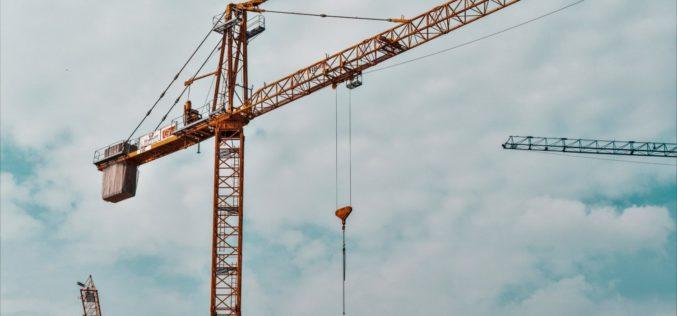 Obras | Setor da Construção deverá crescer 4% em 2019