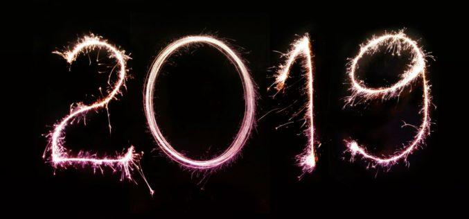 2019 | Feliz Ano Novo
