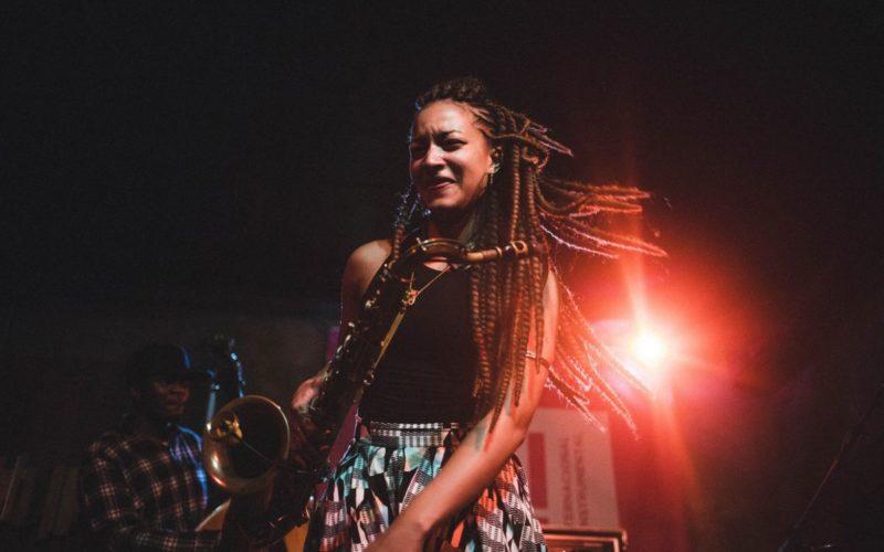 Jazz | Nubya Garcia, primeiro nome para 'Julho é de Jazz' (2019) em Braga