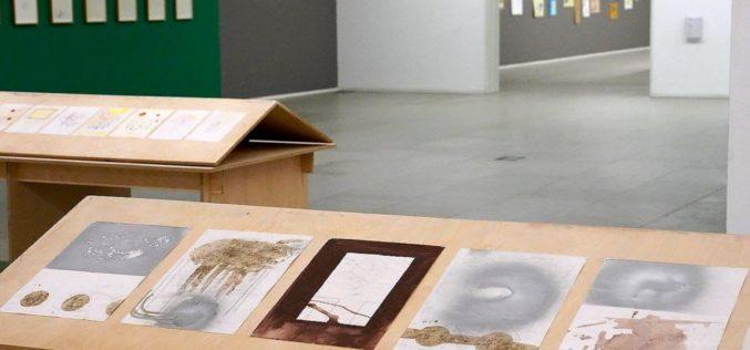 Olhares | Rui Chafes desvenda segredos em 'Desenho sem fim' no CIAGJ