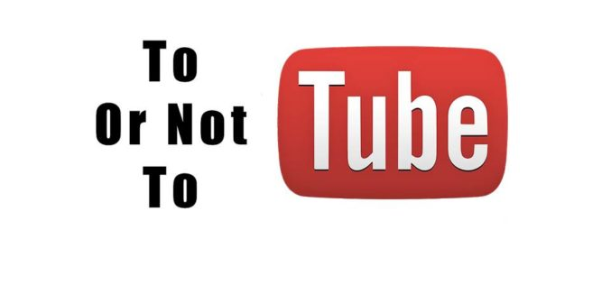 Internet | 'To Tube Or Not To Tube?'