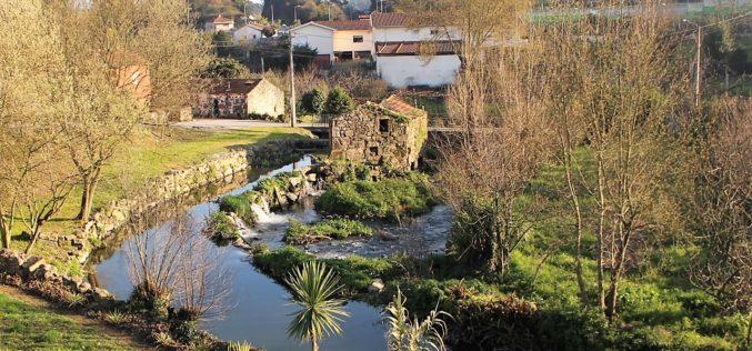Património | Projeto e obra para a Reabilitação do Moinho de São Marçal no Rio Pelhe, Esmeriz, Vila Nova de Famalicão