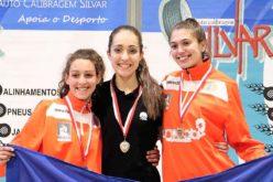 Atletismo | Beatriz Rios, dos Amigos da Montanha, é campeã absoluta do Norte em 3000 m em pista coberta
