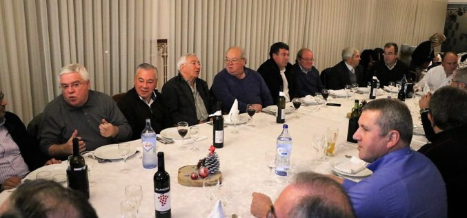 Jantar de Reis | Armindo Costa e ex-autarcas unidos por cumplicidade e amizade