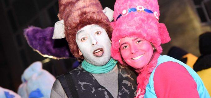 Entrudo | 'Brincamos?!' – Carnaval de Famalicão quer brincadeira