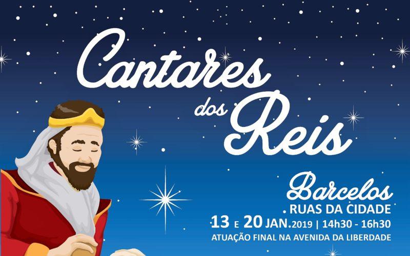 Tradições | Barcelos canta os Reis pelas ruas da cidade