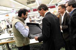 Exportações | Ímpeto empreendedor da 'Cidade Têxtil' coloca Famalicão no pódio da produção de riqueza