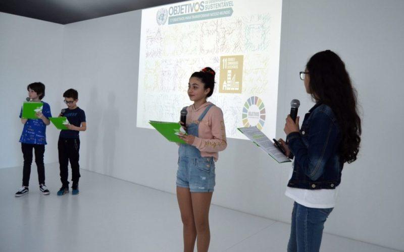 Ensino | Alunos de Guimarães preparam 4º Eco-Parlamento