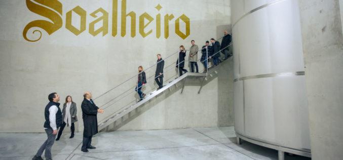 Viticultura | Soalheiro aposta no desenvolvimento do Alvarinho