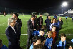Futebol | União Desportiva de Calendário oferece melhores condições aos seus atletas após obras nas instalações