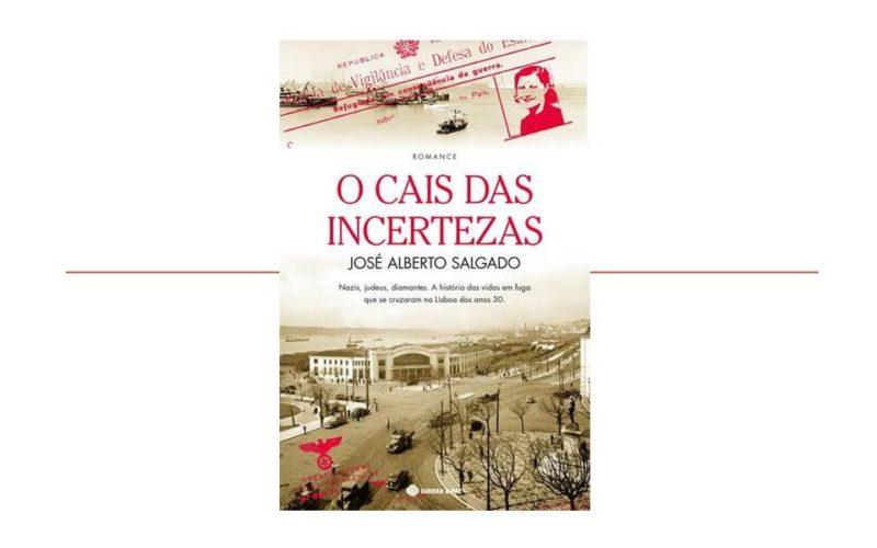 Literatura | José Alberto Salgado apresenta novo romance 'O Cais das Incertezas' em Famalicão
