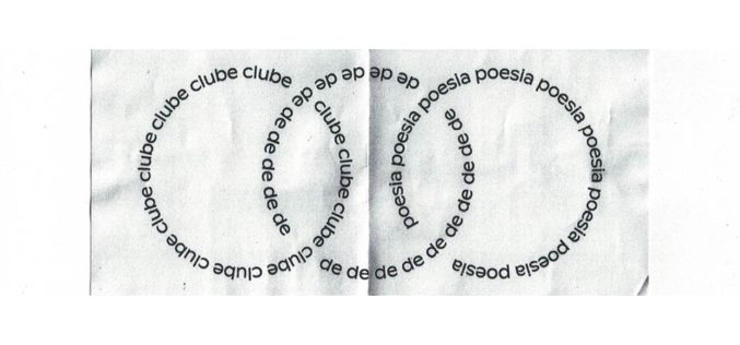Exposições | Horácio Frutuoso expõe 'Clube de Poesia' em Serralves