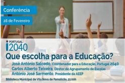 Ensino | Iniciativa Liberal debate sistema educativo em Famalicão