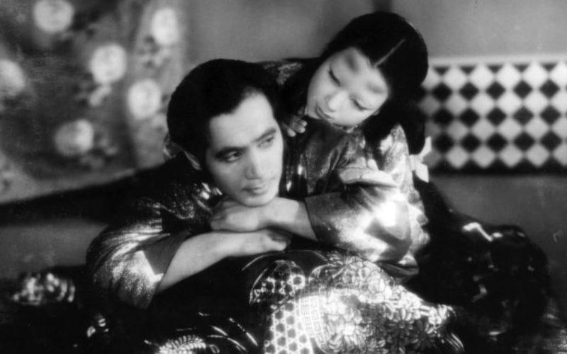 Lucky Star   A Senhora Oyu (1951) de Kenzi Mizoguchi