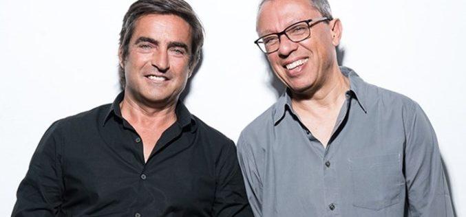 Música | Camané e Laginha levam 'sossego' à Casa das Artes