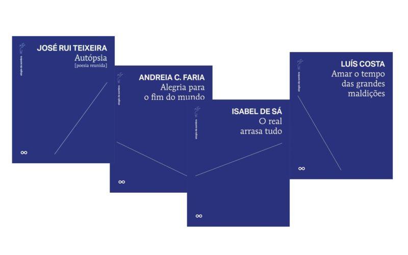 Poesia | 'elogio da sombra': nova coleção de poesia coordenada por Valter Hugo Mãe