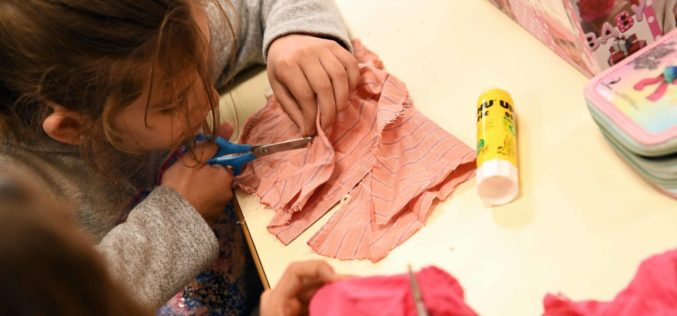 Ensino | Estudar de manhã e brincar à tarde é projeto com horário diferenciador em Requião