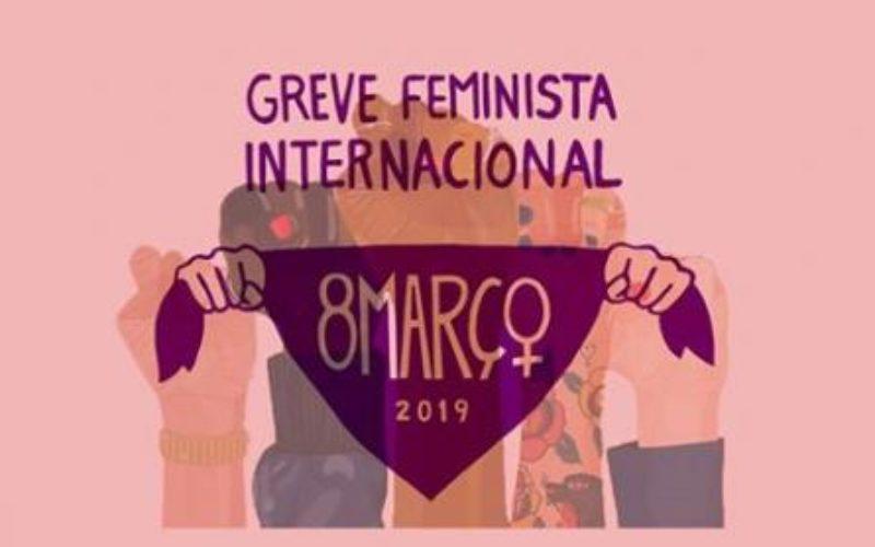 Mulher | 'Paramos Todas!', apelo da Rede 8 de Março para a Greve Feminista Internacional