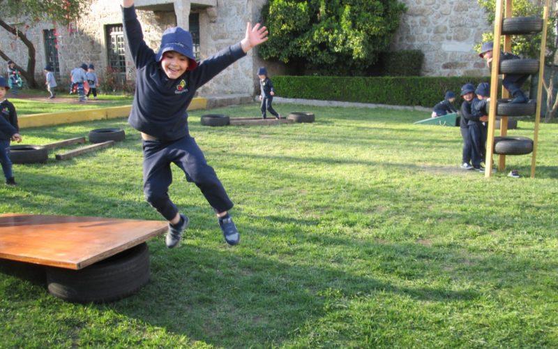 Ensino | Viver a Primavera na Gerações com novos espaços de brincadeira ao ar livre