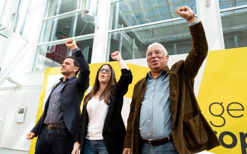 PS | Costa: Não é indiferente o que se defende na Europa, a social-democracia deve regressar aos seus valores originais