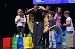 Água | Em Braga, 'Senhora D. Água' sensibiliza crianças para a preservação