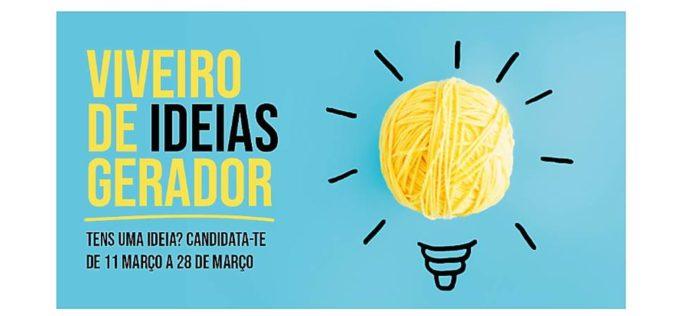 Empreender | 'Viveiro de Ideias Gerador' pretende apoiar jovens com modelos de negócio inspiradores