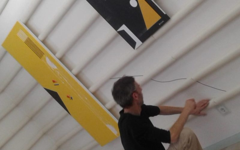 Artes Visuais | Acácio Viegas inaugura exposição na Galeria Ortopóvoa