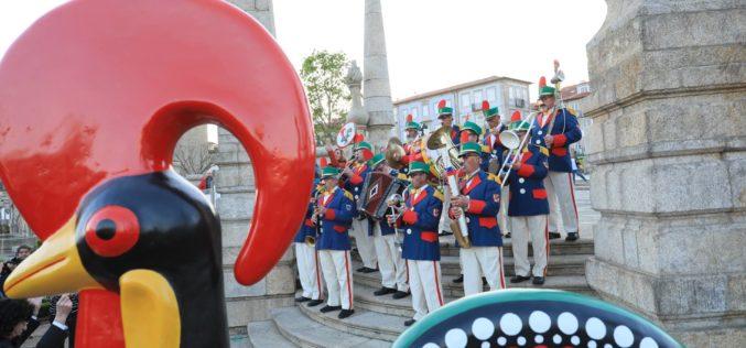 Romarias | Cruzes esperam milhares de romeiros em Barcelos