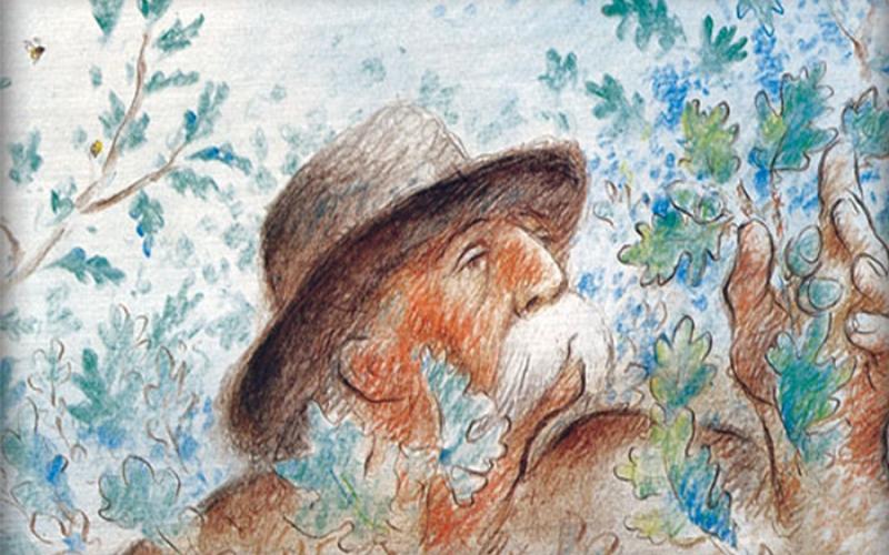Ambientar-se | 'O homem que plantava árvores' semeia a esperança de um mundo novo na Escola D. Maria II