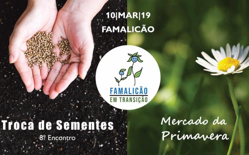 Transição | Filipa Jordão (A Face Verde) é madrinha da Troca de Sementes e do Mercado da Primavera famalicenses