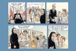 BD | 'O Primeiro Homem' de Albert Camus mantém zonas de mistério na adaptação de Jacques Ferrandez